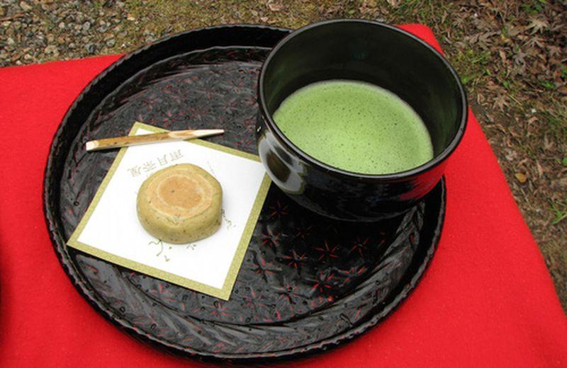Il tè verde cinese