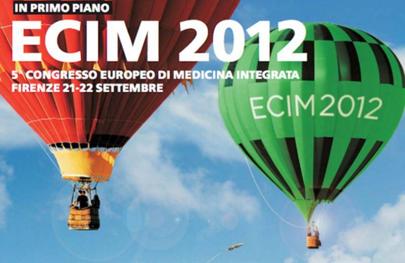 ECIM 2012: lo stato dell'arte e il futuro della medicina integrata. Intervista a Sonia Baccetti