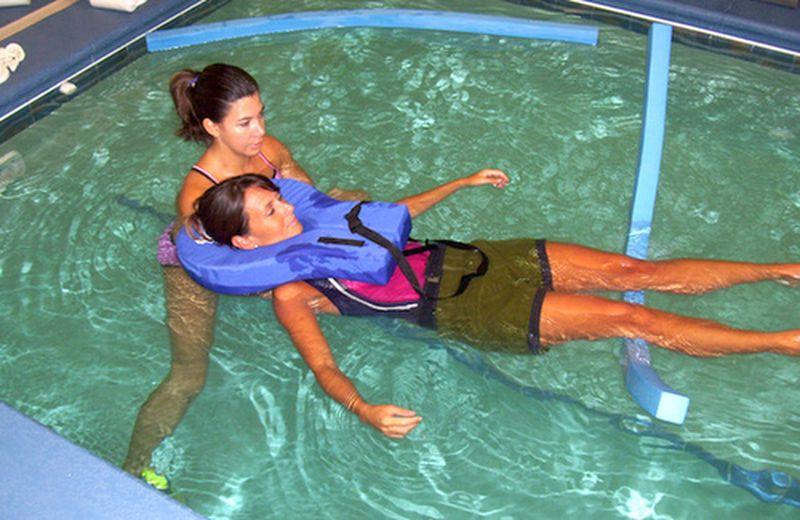 Idrokinesi. Hai mai provato nell'acqua calda?