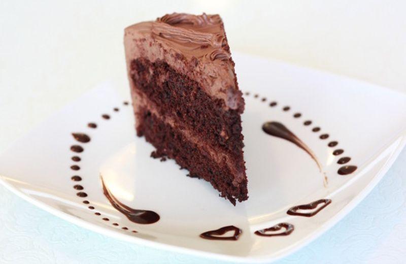 La torta vegan
