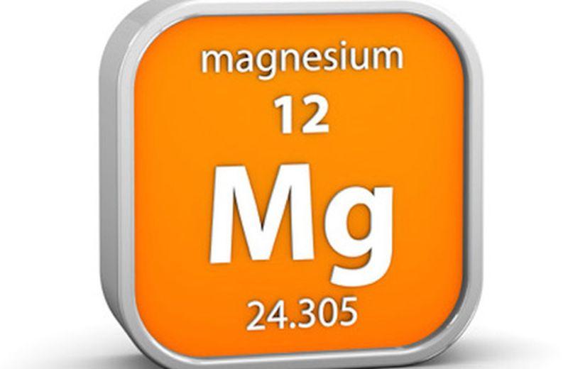 Il magnesio: un minerale importante