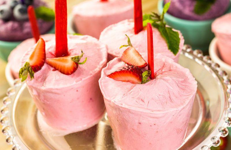 Ghiaccioli di frutta, freschi e nutrienti: come farli