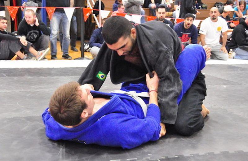 Brazilian Jiu Jitsu: fisico e QI