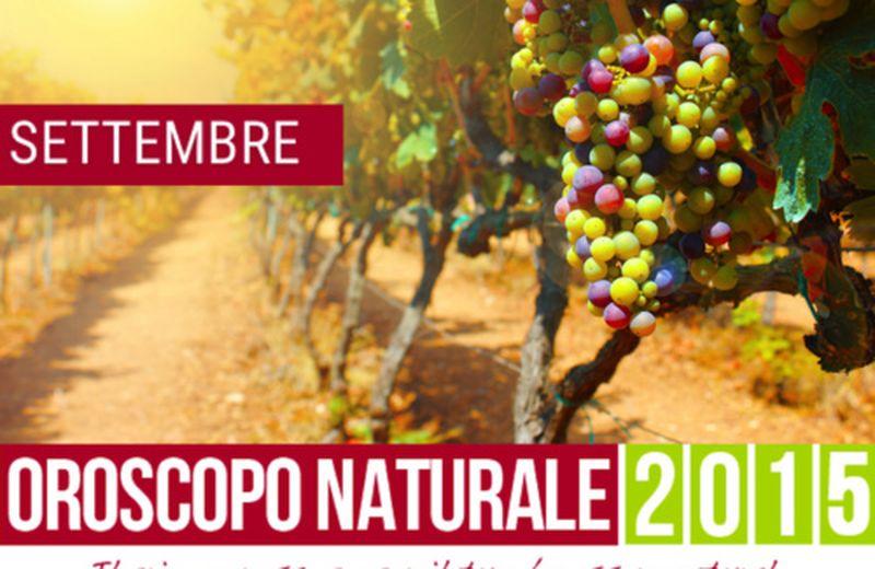 Oroscopo Naturale Settembre 2015