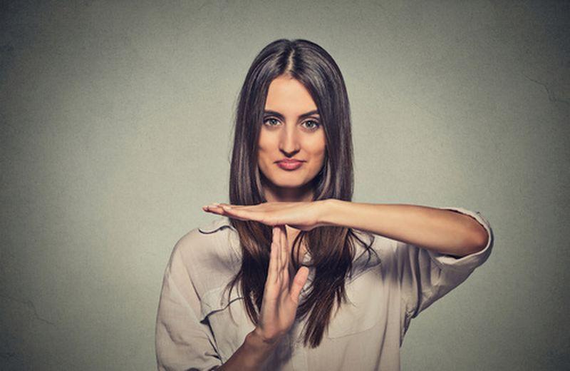 Stop: quando la pratica yoga è sconsigliata