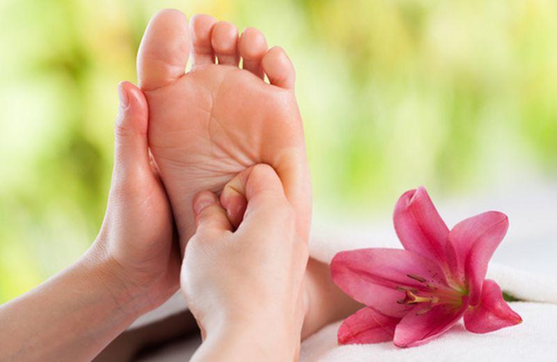 Le zone riflesse del piede: la milza