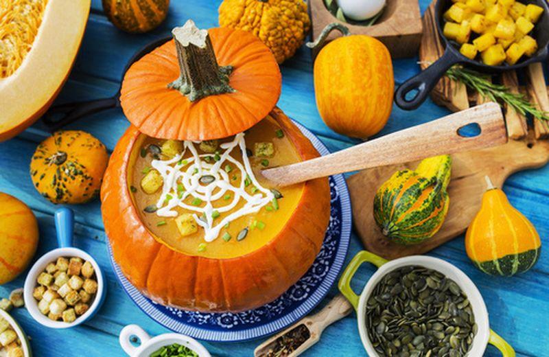 Halloween, 3 ricette a base di zucca
