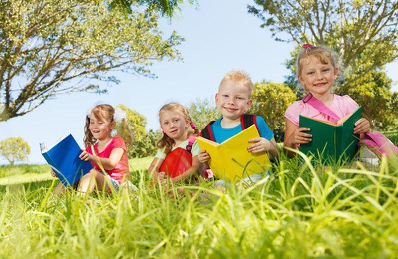 Ecopedagogia: scuole e asili all'aria aperta