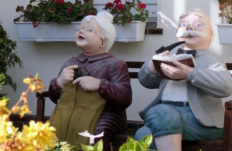 Celebriamo le persone anziane nella loro giornata