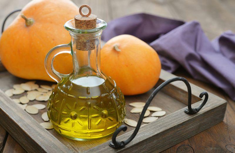 Usi dell'olio di semi di zucca in cosmesi