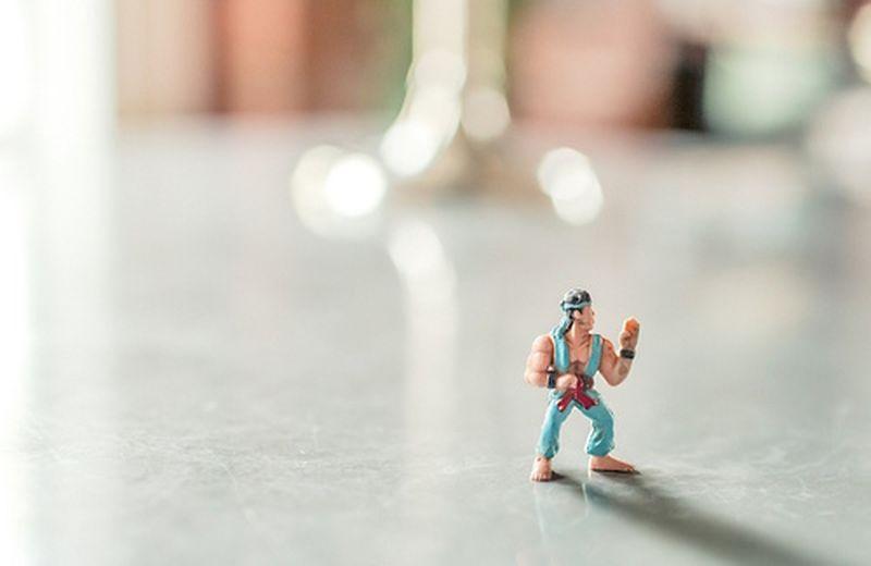 L'ego nelle arti marziali