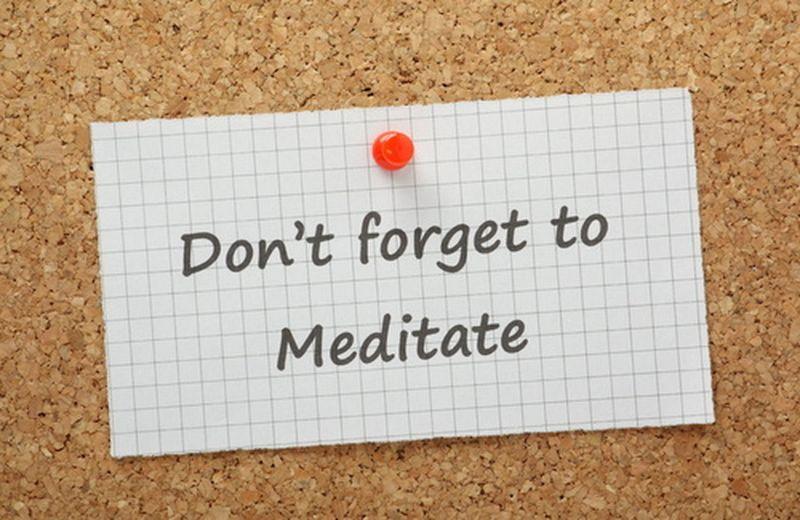 La meditazione, un aiuto per la memoria