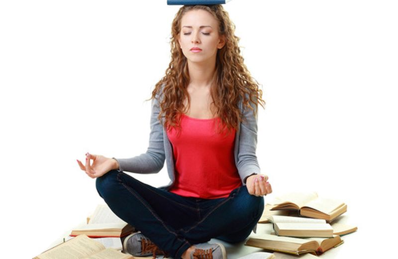 Problemi con lo studio? Prova la meditazione!