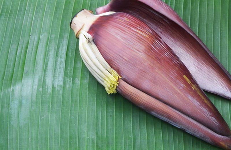 Fiore di banano: usi in cucina e 4 ricette