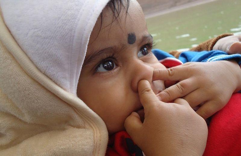 Sangue dal naso nei bambini: cause, rimedi e prevenzione