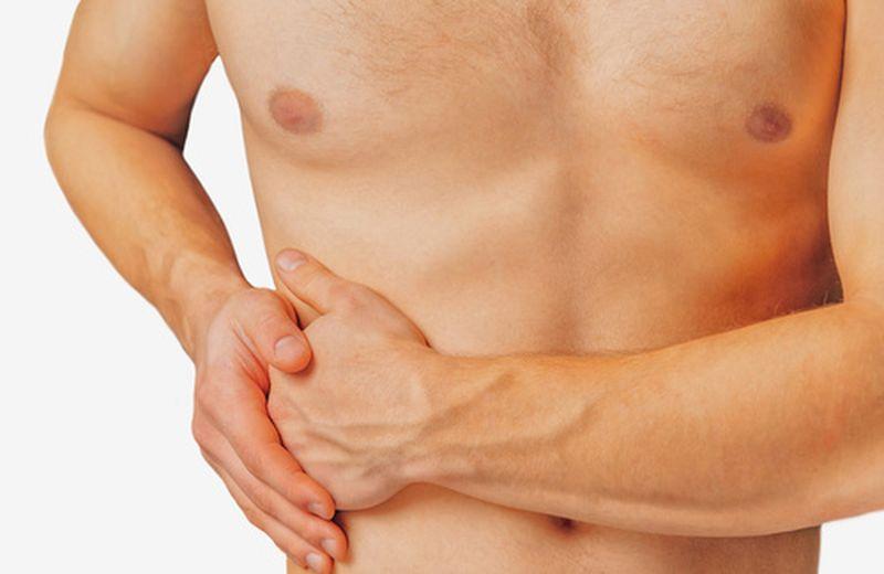 Fegato ingrossato? Le cause e la dieta