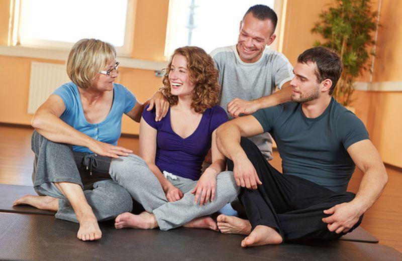Affrontare la malattia con lo yoga