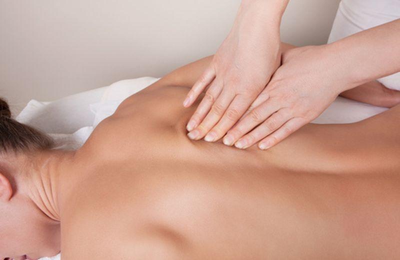 Zone riflesse: metameri e massaggio connettivale