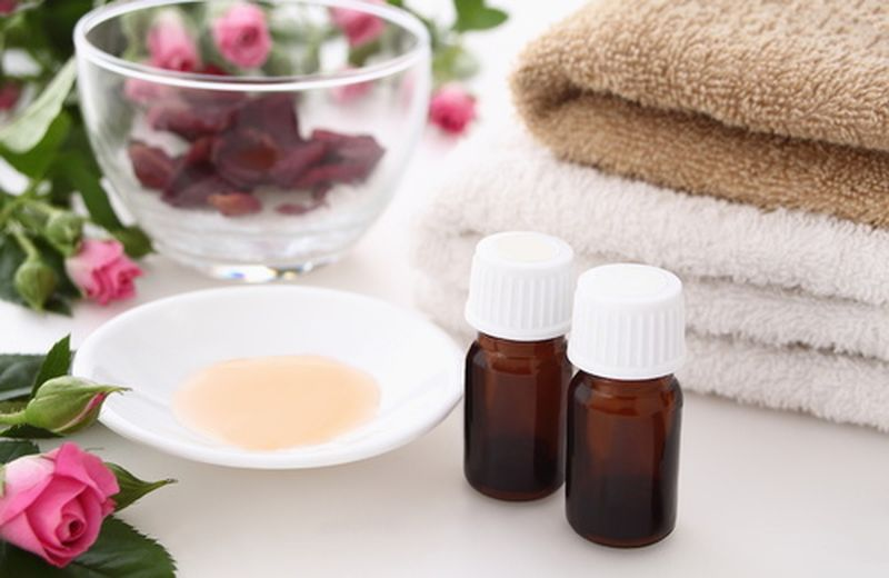 Oli essenziali per l'igiene intima