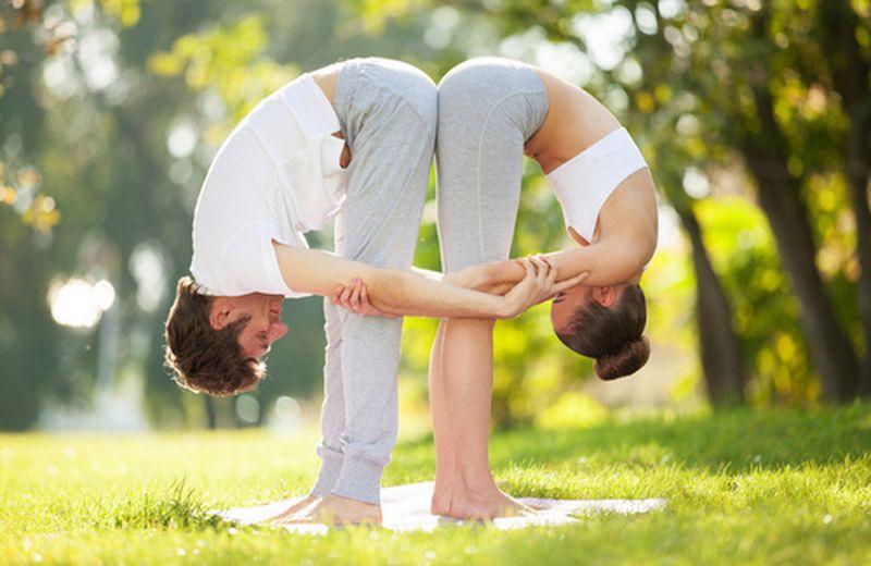 Migliorare la complicità sessuale con lo yoga
