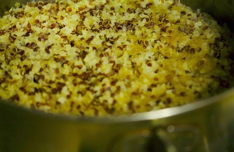 Come usare i semi di quinoa: 3 ricette