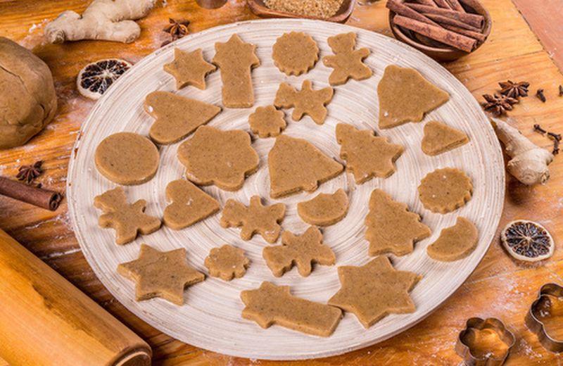 Biscotti allo zenzero, 3 ricette facili