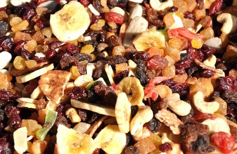 Frutta essiccata, come farla e quali sono i benefici