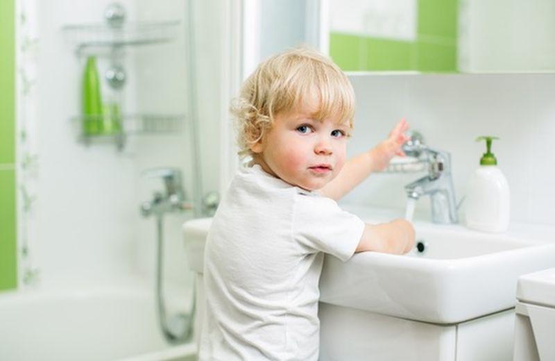 L'igiene intima dei bambini