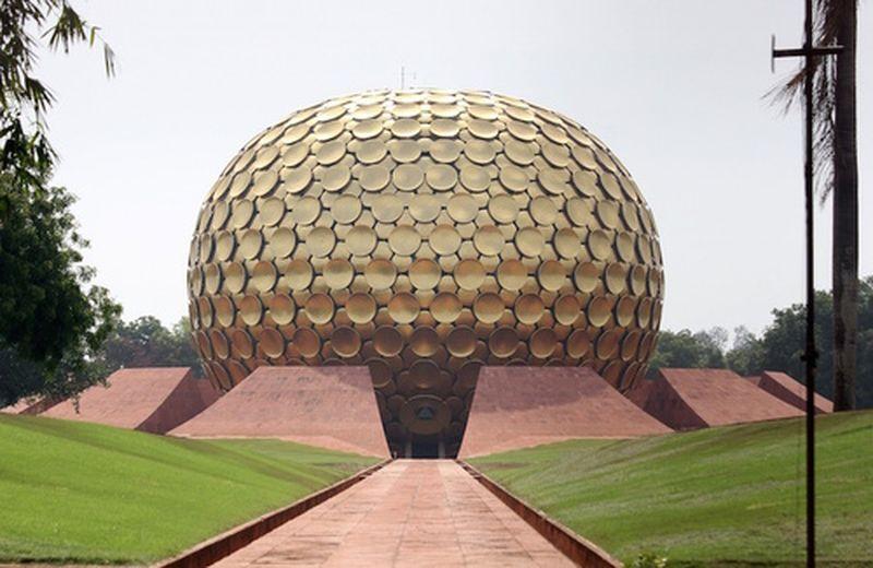 Che cos'è la città di Auroville?
