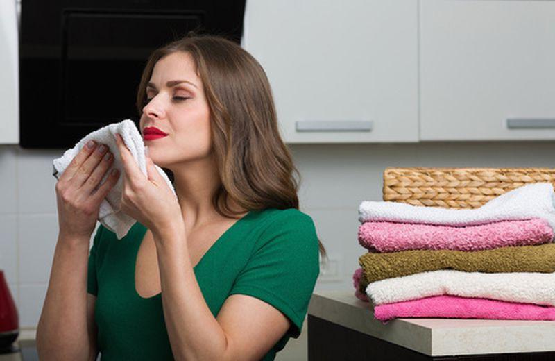 Gli oli essenziali per il bucato