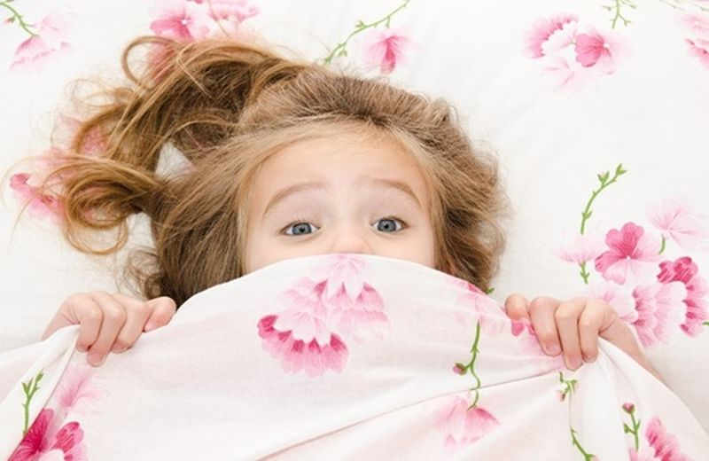 Perché i bambini soffrono di insonnia?