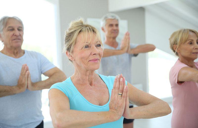 I benefici dello yoga per i malati di Parkinson