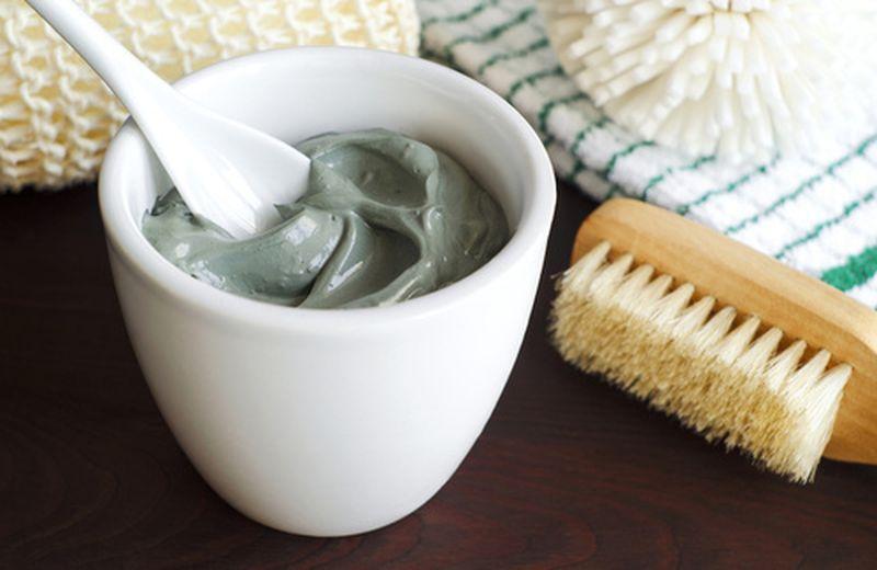 L'argilla ventilata per i massaggi