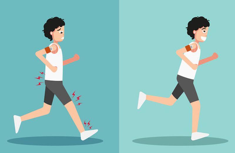 La corretta postura nella corsa