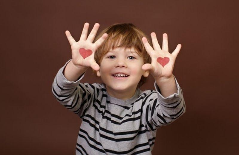 Festeggiare San Valentino con i bambini