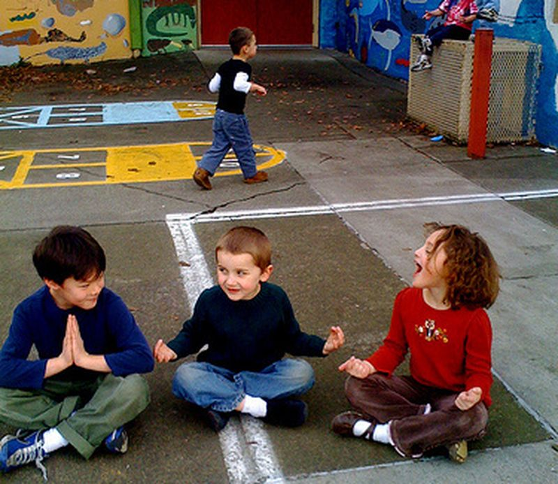 Se esiste una postura corretta per la meditazione
