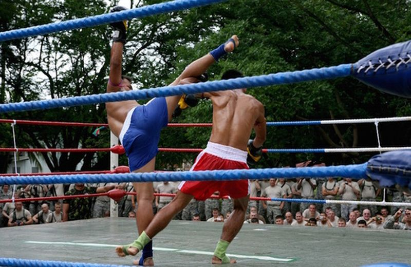 Le arti marziali thailandesi