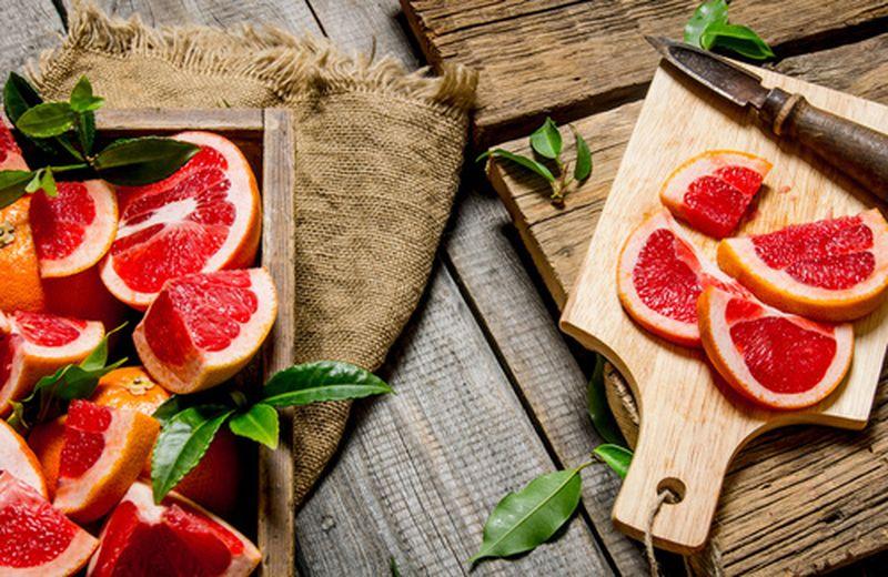 Frutta top di febbraio: il pompelmo rosa