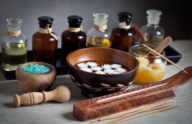 Purificare la casa con una miscela di oli essenziali