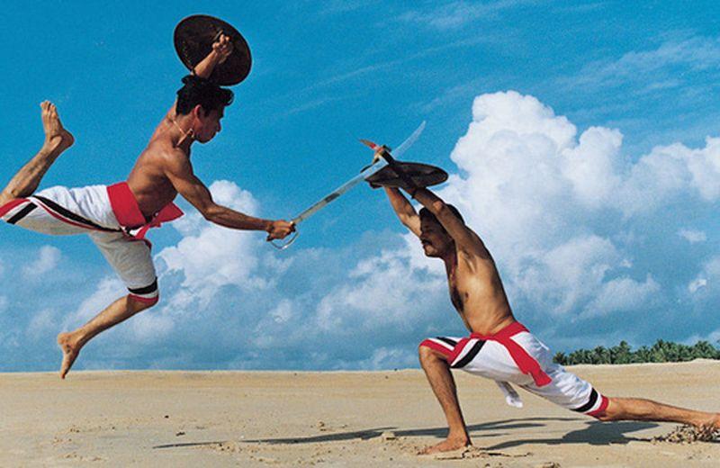 Le arti marziali indiane