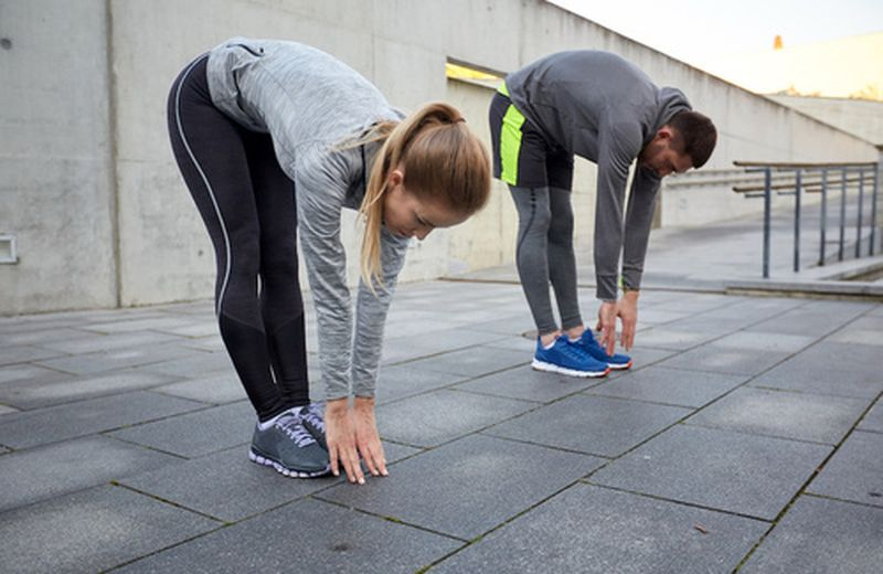 Stretching in coppia: esercizi e benefici