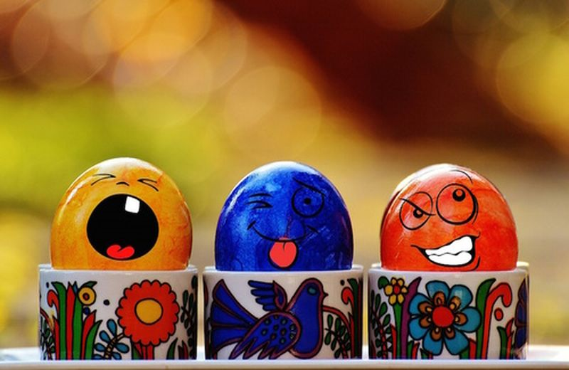 5 idee pazze e salutari per Pasqua