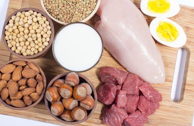 Dieta iperproteica: esempio e 2 ricette