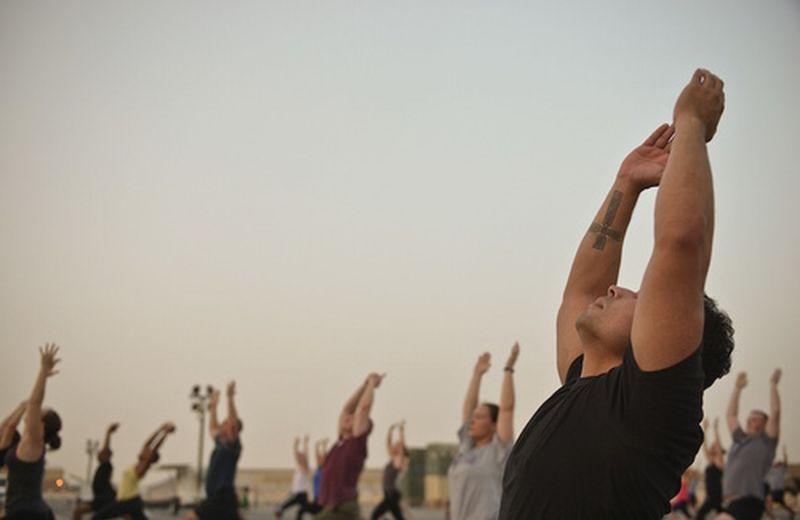 Yoga, un aiuto nella riabilitazione dalle dipendenze