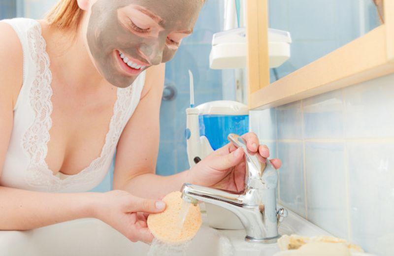 Maschera purificante per il viso, la ricetta