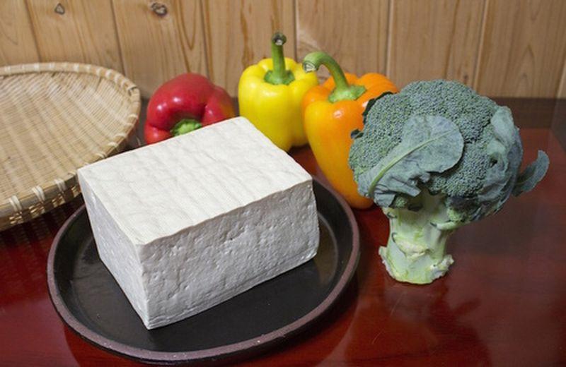 Tofu fatto in casa: la ricetta