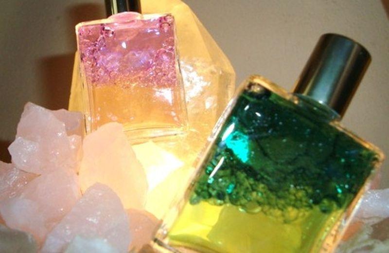 Aura-soma: colore vivente