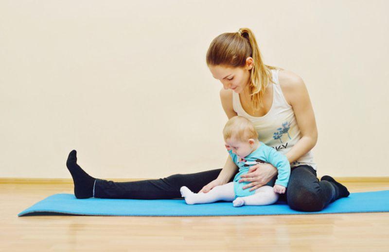 Yoga post partum: tutti i benefici