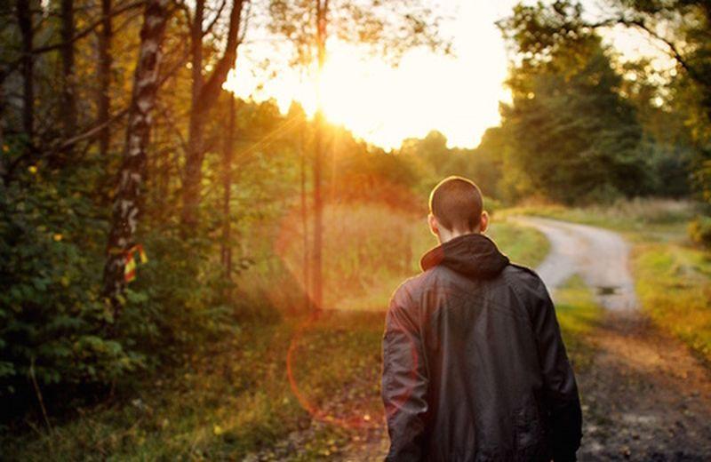 Meditazione camminata, passo dopo passo