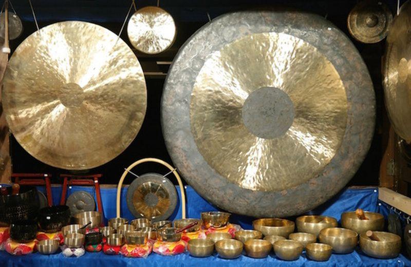 Cos'è un bagno di gong?